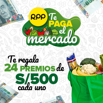 RPP TE PAGA EL MERCADO - Nacional