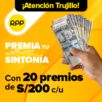 RPP PREMIA TU SINTONÍA - Trujillo