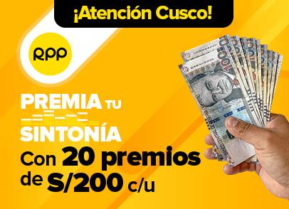 RPP PREMIA TU SINTONÍA - Cusco